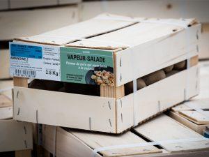 semene de pomme de terre emballage caisse 2.5kg nouveauté ets perriol
