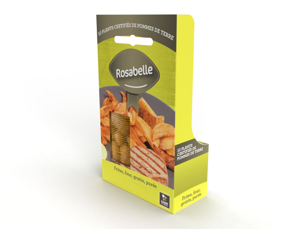 emballage étui 10 plants pomme de terre frite four purée carré de jardin ets perriol jeudy rosabelle